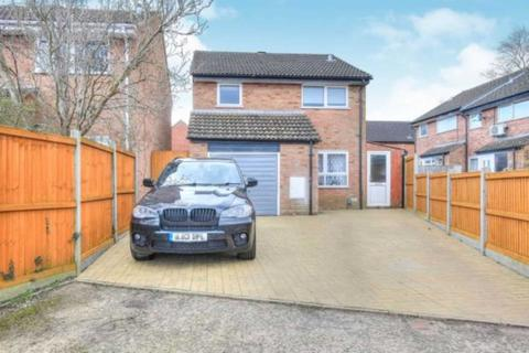 3 bedroom detached house for sale - Holworthy Road, West Norwich
