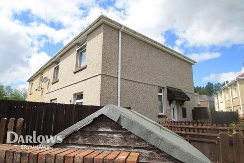 4 bedroom semi-detached house for sale - Rhyd-Y-Cae, Ebbw Vale