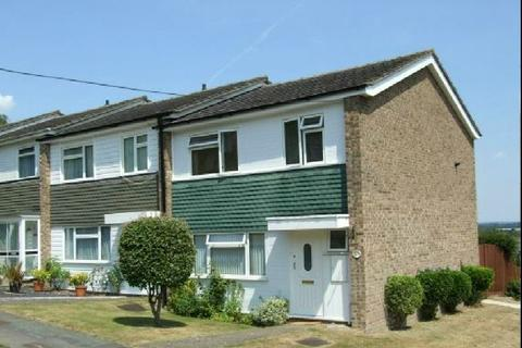 3 bedroom end of terrace house for sale - KNAPHILL/WOKING