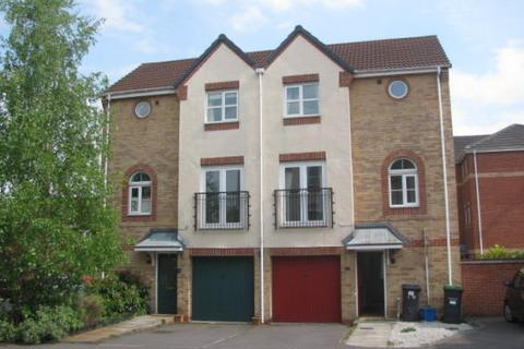 3 bedroom townhouse to rent - Robin Bailey Way , Hucknall, Nottingham NG15