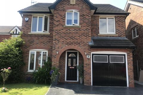 4 bedroom detached house for sale - Parklands Way, Wardley