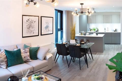 1 bedroom flat for sale - The Bank Tower 2, Broad Street, Birmingham City Centre, Birmingham, B15