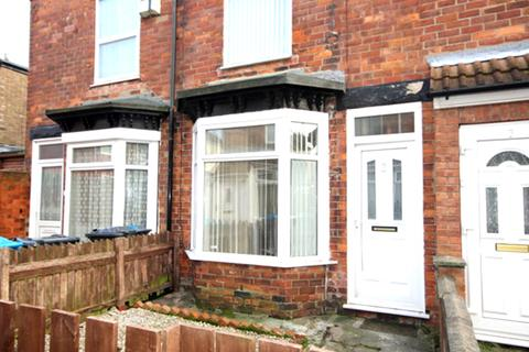 2 bedroom terraced house to rent - York Terrace, Rustenburg Street, Hull, HU9