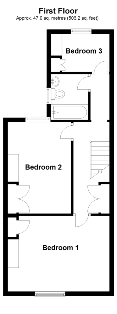 Floorplan 1 of 3: First Floor