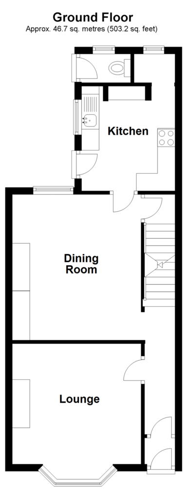 Floorplan 2 of 3: Basement