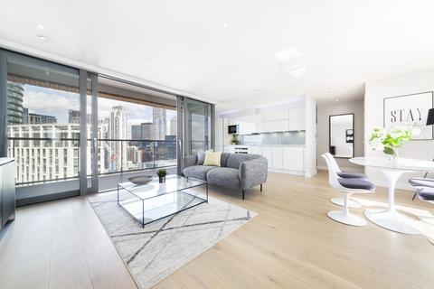 3 bedroom apartment to rent - Heritage Tower, Liberty Building, 118 East Ferry Road, Canary Wharf, London, E14