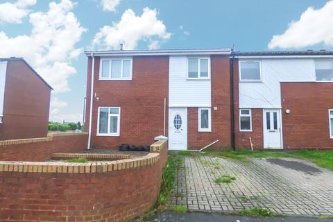 3 bedroom terraced house to rent - Park Villas, Consett, Durham, DH8 7RT