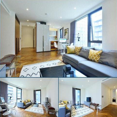 2 bedroom flat for sale - The Ambassador Building, Embassy Gardens, Nine Elms Lane, London, SW8