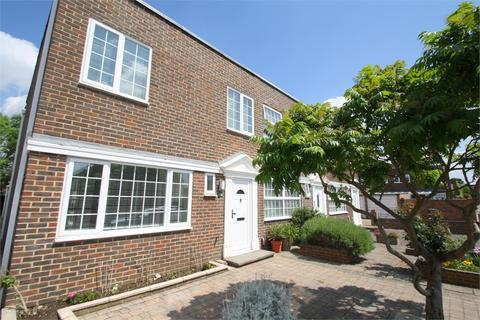 3 bedroom end of terrace house for sale - Shaftesbury Crescent, STAINES-UPON-THAMES, Surrey
