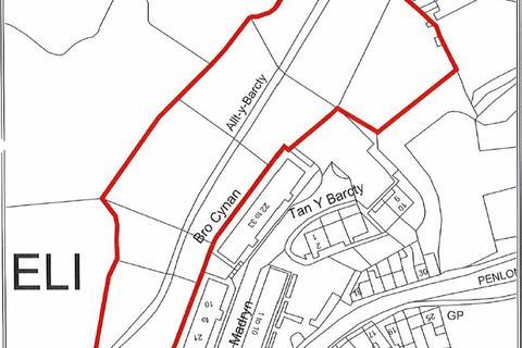 Land for sale - Bro Cynan, Pwllheli, Gwynedd