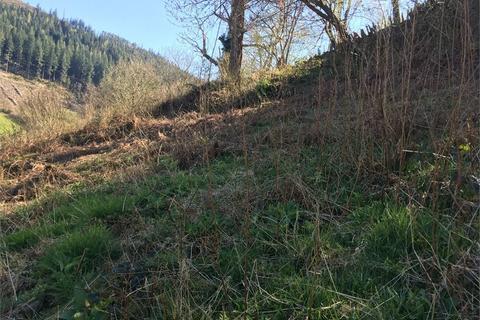 Land for sale - Corris, Machynlleth, Gwynedd