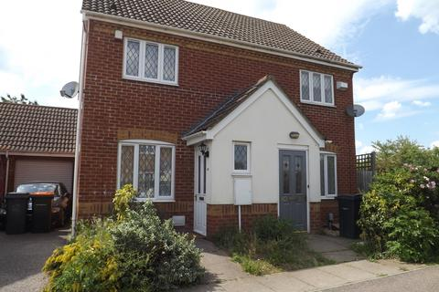 2 bedroom semi-detached house to rent - Cartmel Priory, Bedford, MK41