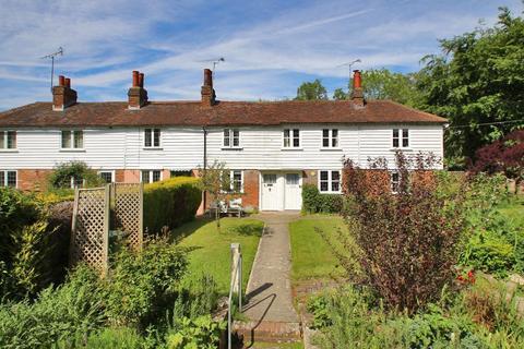 2 bedroom terraced house for sale - Pound Cottage, Wilsley Pound, Cranbrook, Kent, TN17 2LH