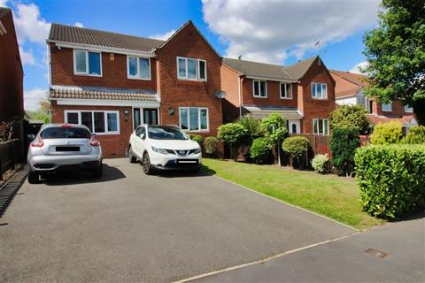 4 bedroom detached house for sale - Oldale Grove, Woodhouse, Sheffield, S13 7NA