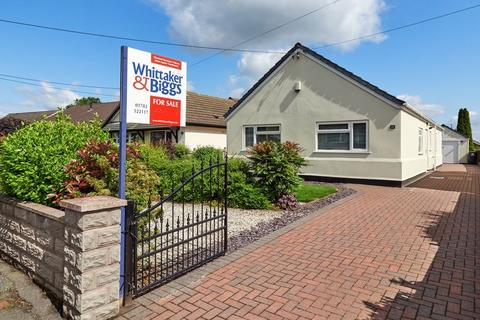 3 bedroom detached bungalow for sale - Long Lane, Harriseahead, Staffordshire, ST7 4LQ