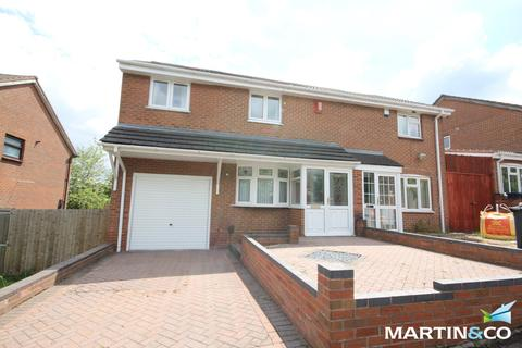 4 bedroom semi-detached house to rent - Osler Street, Edgbaston, B16