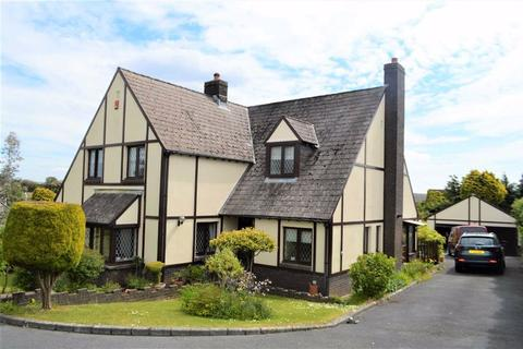 4 bedroom detached house for sale - Tudor Court, Swansea, SA4