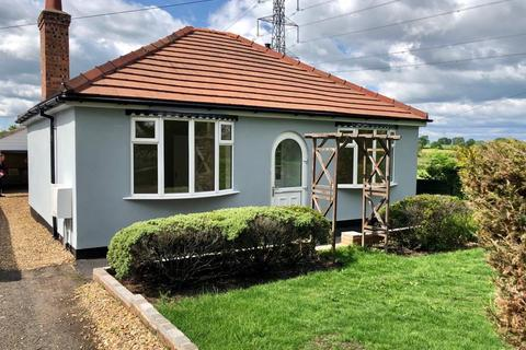 3 bedroom detached bungalow for sale - Congleton Road, Gawsworth, Macclesfield
