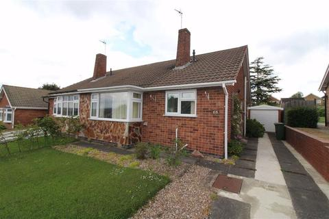 2 bedroom semi-detached bungalow for sale - Faire Road, Glenfield