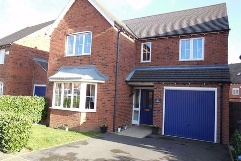 4 bedroom detached house for sale - Paddock Way, Hinckley