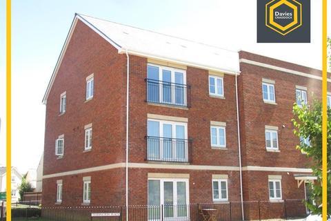 2 bedroom flat for sale - Clayton Drive, Pontarddulais, Swansea, SA4