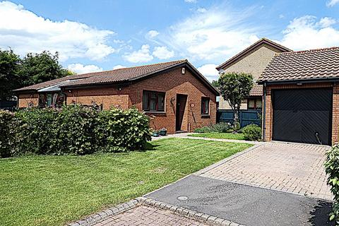 3 bedroom bungalow for sale - Grangewood, East Hunsbury, Northampton