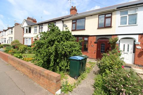 3 bedroom terraced house to rent - Whoberley Avenue, Coventry, CV5 8EZ