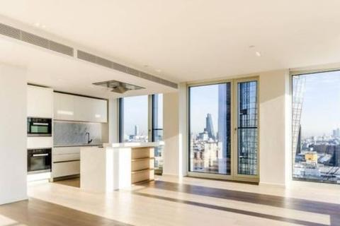2 bedroom apartment to rent - Southbank Tower 55 Upper Ground, SE1