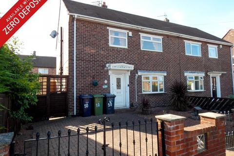 3 bedroom semi-detached house to rent - Toner Avenue, Hebburn