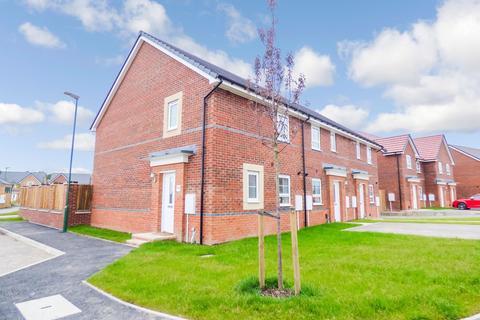 3 bedroom semi-detached house for sale - Portrush Drive, Bedewell Estate , Hebburn, Tyne and Wear, NE31 2FB