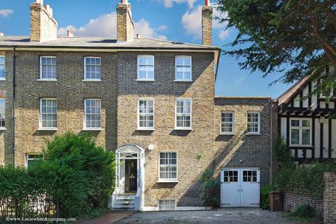 5 bedroom semi-detached house to rent - Ridgway, Wimbledon