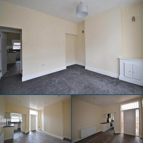 2 bedroom terraced house to rent - Ventnor Street, Salford, M6