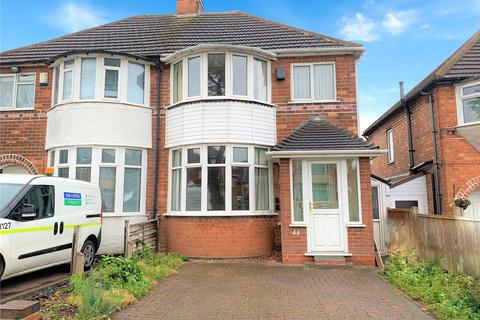3 bedroom semi-detached house for sale - Bryn Arden Road, Sheldon, Birmingham, B26