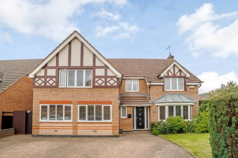 5 bedroom detached house for sale - Audley Close, Market Harborough, Leicestershire