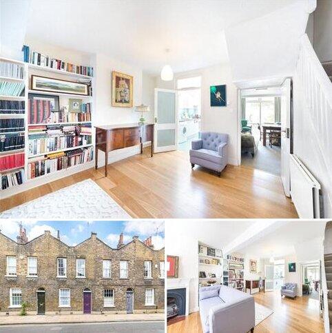 3 bedroom terraced house to rent - Roupell Street, Waterloo, London, SE1