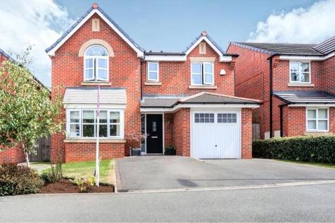 4 bedroom detached house for sale - Earle Avenue, Huyton, Liverpool, Merseyside, L36
