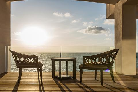 5 bedroom semi-detached villa - paphos