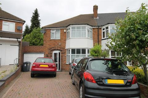 3 bedroom semi-detached house for sale - Denewood Avenue, Handsworth Wood, Birmingham, B20 2AB