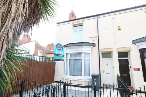 2 bedroom end of terrace house to rent - Salisbury Villas, Hull, East Riding of Yorkshire, HU9