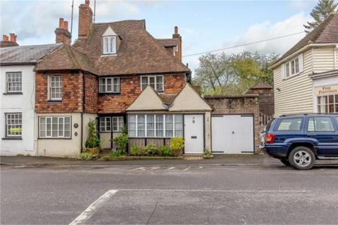 4 bedroom end of terrace house for sale - 5 Church Road, Sundridge, Sevenoaks, Kent
