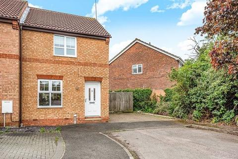 2 bedroom terraced house for sale - Muncaster Gardens, East Hunsbury, Northampton, NN4 0XR