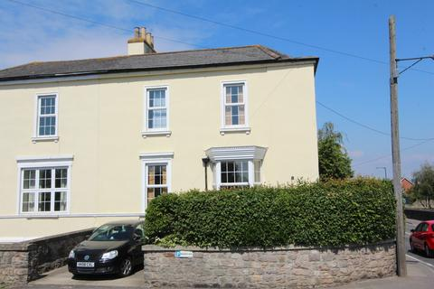 5 bedroom semi-detached house for sale - Superb Victorian home in Yatton