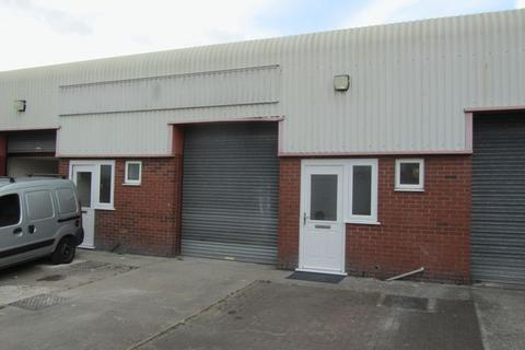 Property to rent - Greenfield Industrial Estate, Congleton