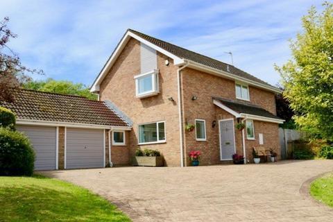 4 bedroom detached house for sale - Nantlais, Corntown, Vale of Glamorgan, CF35 5SA