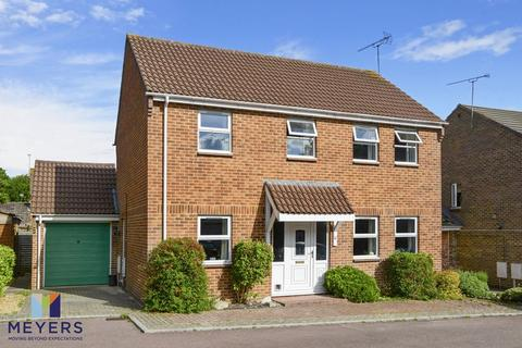 4 bedroom detached house for sale - Fordington Fields, Dorchester, DT1
