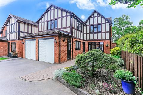 5 bedroom detached house for sale - Halstead Grove, Solihull
