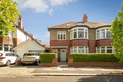 4 bedroom semi-detached house for sale - Leslie Crescent, Gosforth, Newcastle upon Tyne