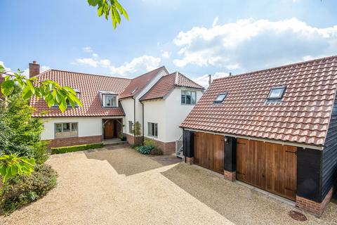 5 bedroom detached house for sale - Church Street, Thriplow, Royston