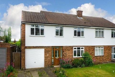 4 bedroom semi-detached house for sale - Hazelmere Road, St Albans, Hertfordshire