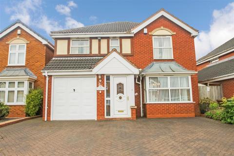 4 bedroom detached house for sale - Millers Walk, Pelsall, Walsall